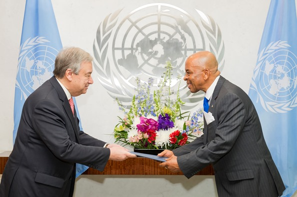 secretary general guterres main priorities